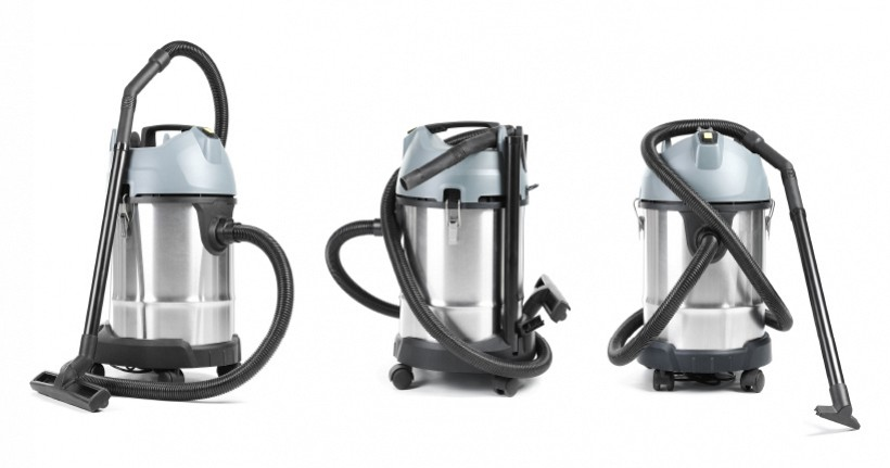 Vacuum cleaners & cleaning machines